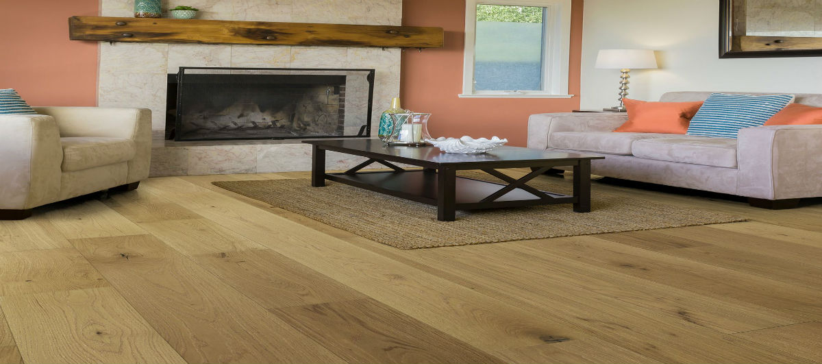 The Well Traveled Look Global Design Style Wide Plank